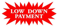 low down payments mortgage